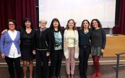 Margarita Paneque has organized the annual Assembly of the Andalusian section of AMIT, the Spanish Association for Women in Science and Technology